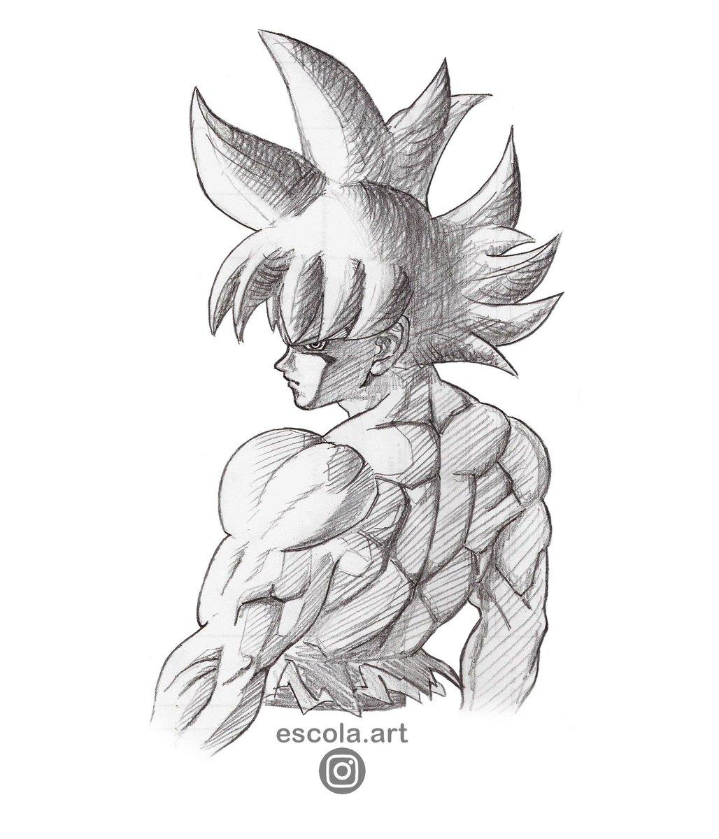 Migatte no Gokui Follow me #drawing #sketching #SaiyanRangers #DragonBall #DragonBallSuper #DragonBallZ #DragonBallGT #DragonBallKai #Anime #Manga #DBZ #Goku #Vegeta #Kamehameha #Gohan #SuperSaiyan #SuperSaiyanGod #AkiraToriyama #SuperSaiyanBlue #migattenogokui #ultrainstinctpic.twitter.com/1MKhlmVsga