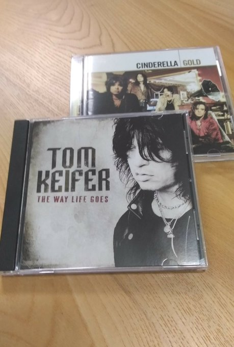 Happy Birthday to Tom Keifer