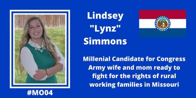 This is what is needed in Congress @LynzforCongress A person with strength and integrity twitter.com/lynzforcongres…
