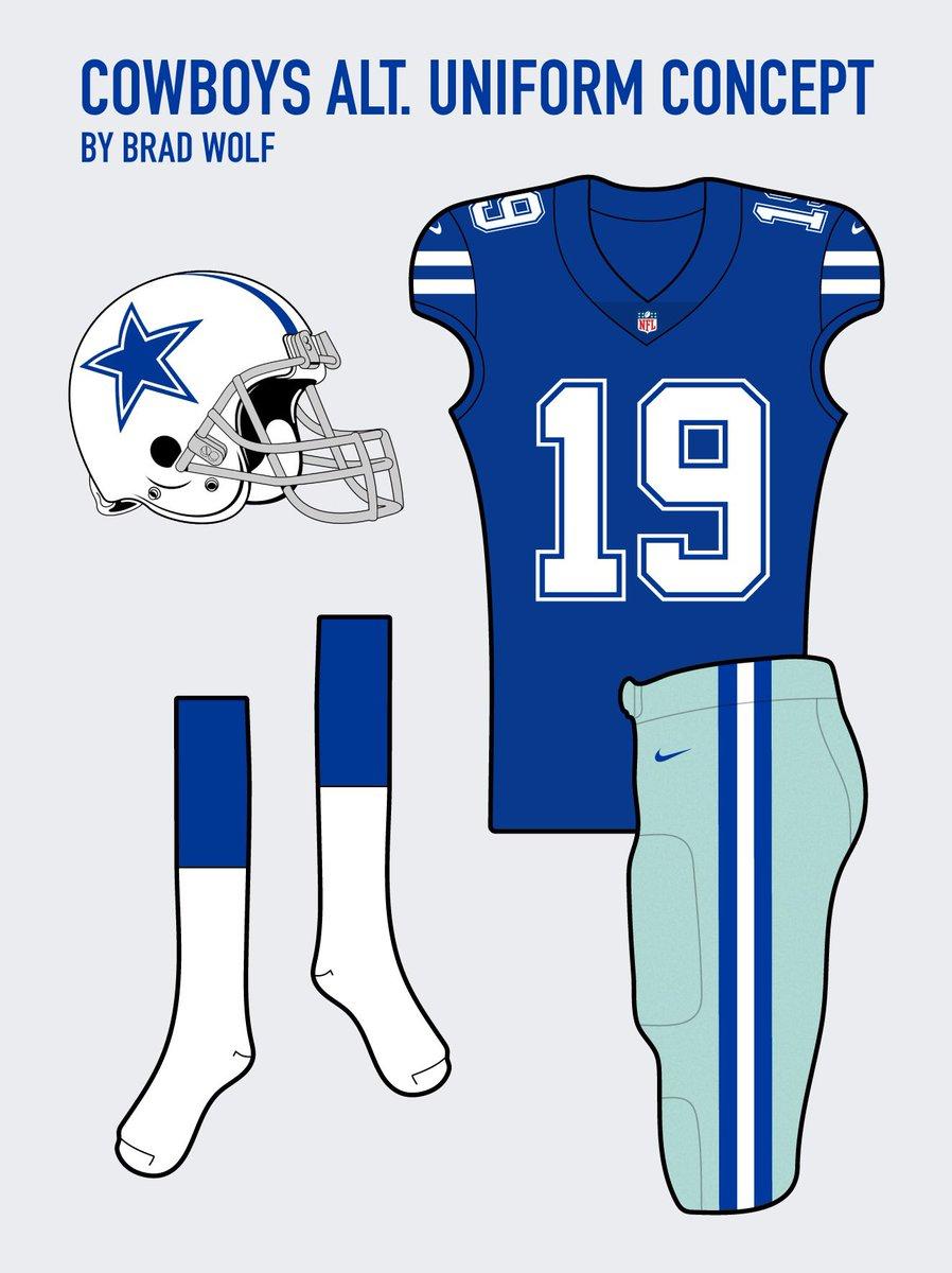 dallas cowboys home jersey