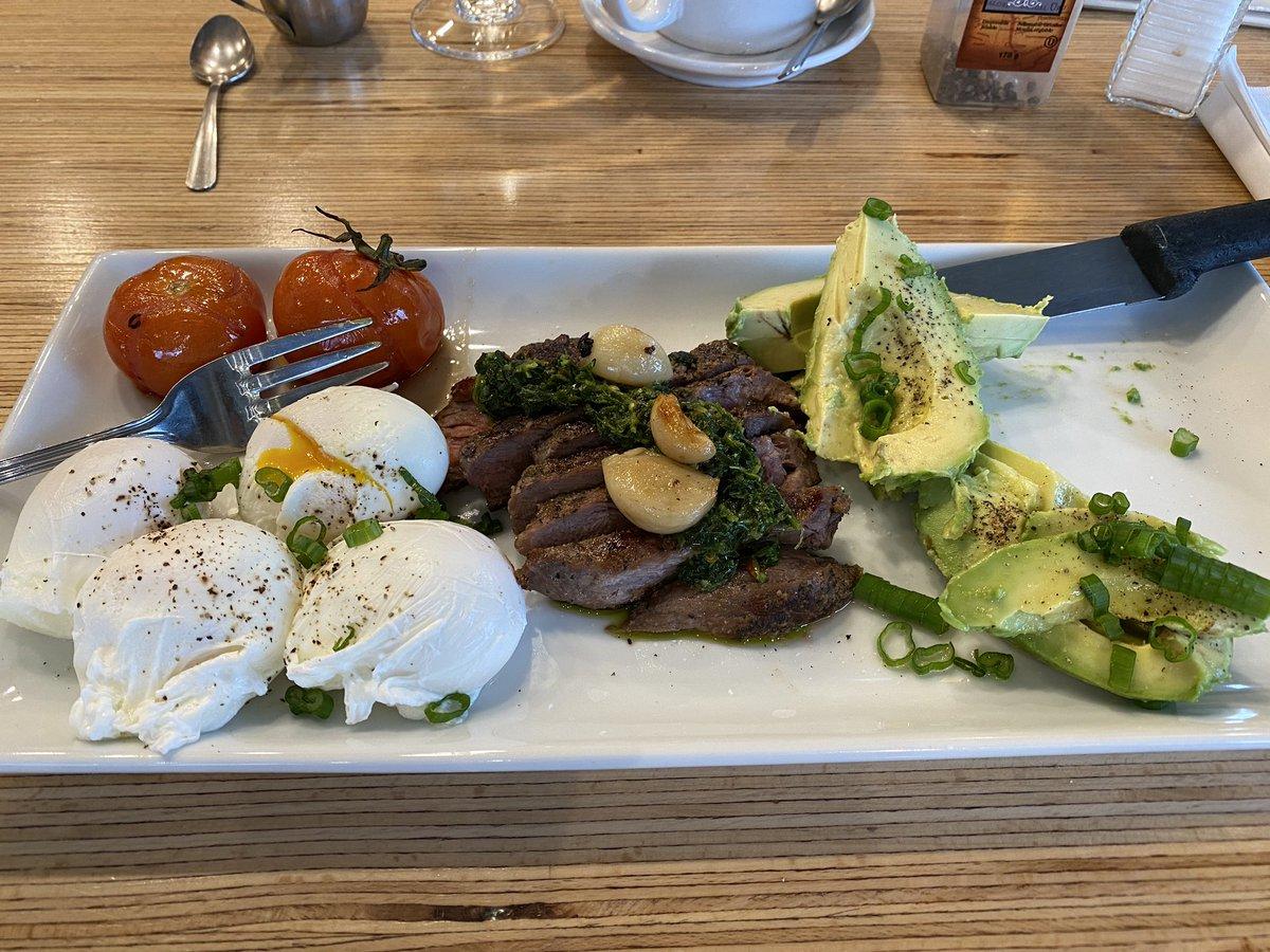 One of my favorite keto breakfasts! Steak, eggs, and avocado!  #keto #breakfast #ketobreakfastideas #healthylifestyle #healthychoices #weightlossjourney #ketocoaching #steak #eggs #avocado<br>http://pic.twitter.com/1t2e3luq2u