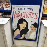 Image for the Tweet beginning: Spotted @kellyyanghk's upcoming YA novel