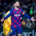 Image for the Tweet beginning: En la temporada 2019/2020, #Messi