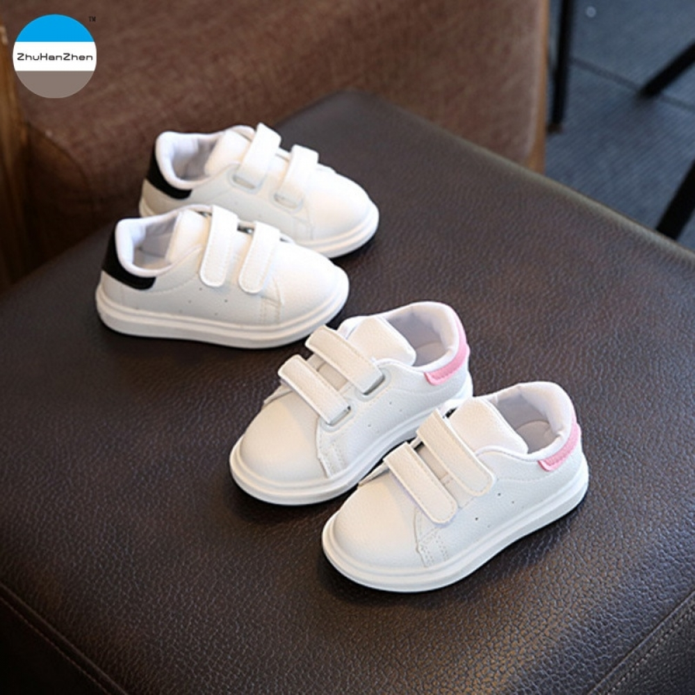 #smile #sweet 2018 1 to 3 years old fashion children casual shoes baby boy and girl soft bottom shoes high quality non-slip kids sneakers