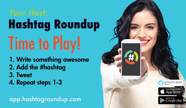 #SomethingIdDoAgain is this week's @HashtagRoundup hosted by @AngelaMiroddi @SheilaBx2 @GuitarGuyKyle