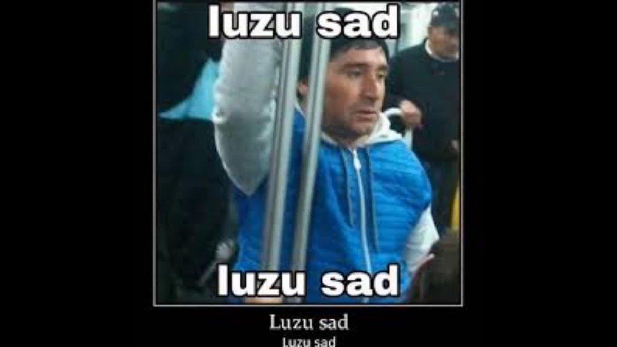 #LuzuMuySuperSad Luzu merecia ganar 😔👊🏻💔