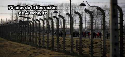 Auschwitz, a 75 años del crimen contra la humanidad | Video http://ow.ly/LRL030qcirC