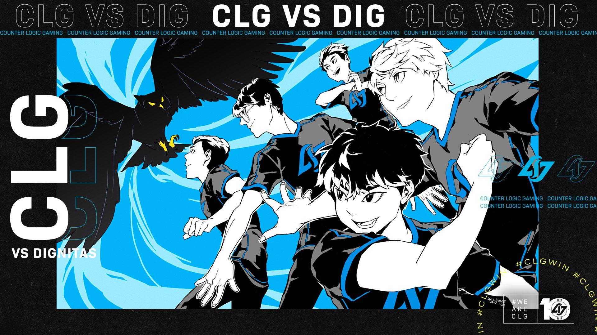 CLG vs Dignitas