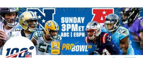 🏈#Deportes: NFL: Están listas las figuras para el Pro Bowl 2020 | Video http://ow.ly/ajcW30qcirT