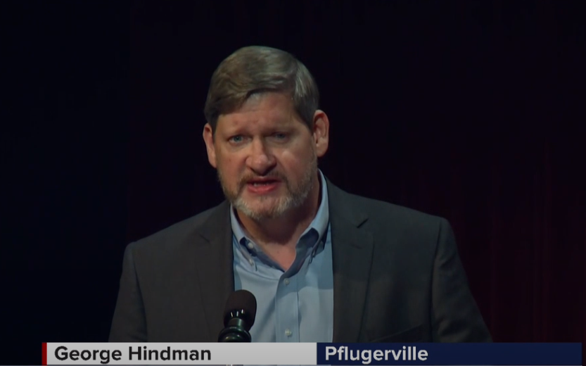 George Hindman, Our Choice for U. S. House