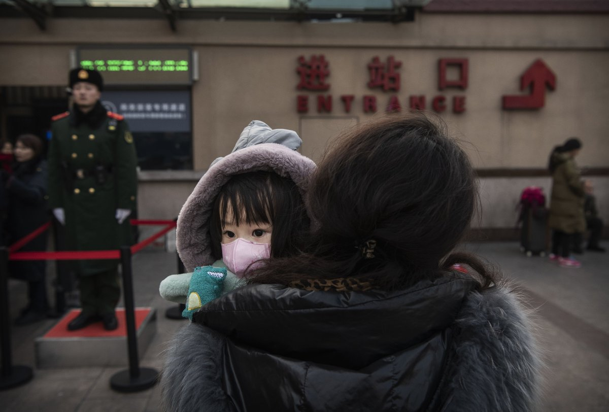 Hong Kong closes schools as death toll rises amid coronavirus outbreak.