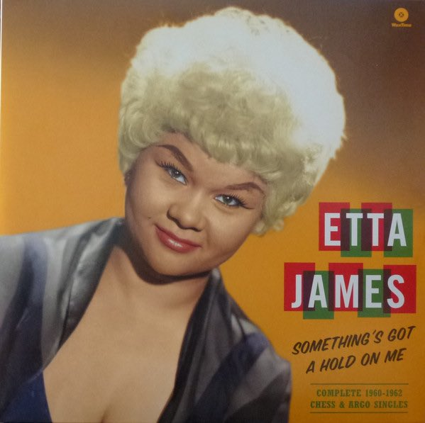 Etta James would have been 82 today. Happy birthday. We miss you!