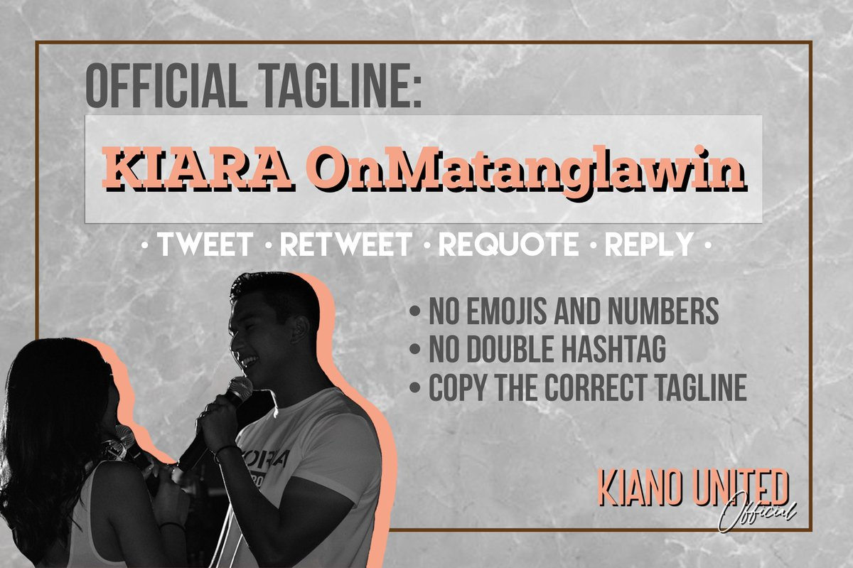 Twitter Party for our Kiara! Let's not forget to watch today's episode of Matanglawin! Excited to see you @_kiatakahashi! :)  KIARA OnMatanglawin<br>http://pic.twitter.com/xQlLd0d0u1
