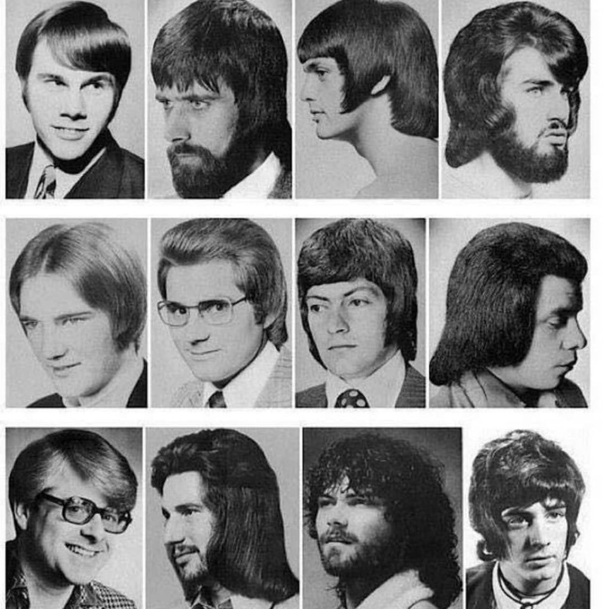 Top row, third from the left #HairGoals pic.twitter.com/qGk6A93UBM