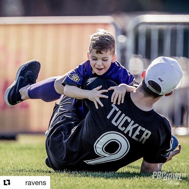 This is what it's ALL about!! #ProBowl2020  #Repost @ravens with @get_repost ・・・ 💜💜 https://t.co/pEW0Aa9axV https://t.co/jHmLHDbeRu