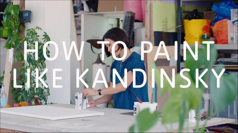 RT @openculture How to Paint Like Kandinsky, Picasso, Warhol & More: A Video Series from the Tate   https://t.co/Y8dwHHtOFV