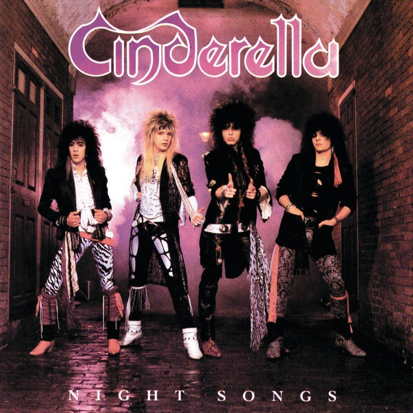 Night Songs from Night Songs by Cinderella  Happy Birthday, Tom Keifer