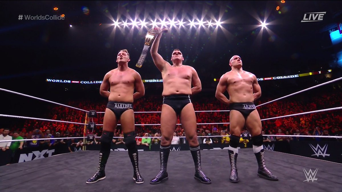 A well-deserved victory for #Imperium.What. A. Match.#WorldsCollide