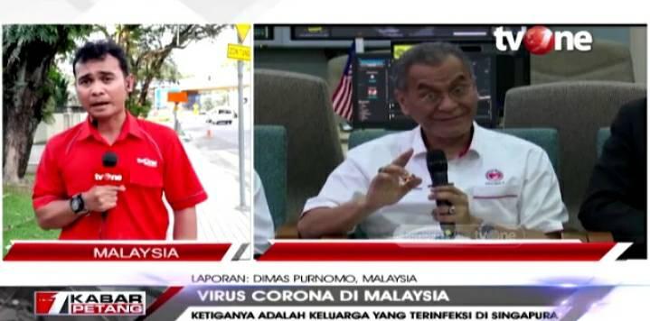 Waspada! Pemerintah Malaysia Umumkan Kasus Pertama Virus Corona https://bit.ly/2tSYrNf. Dapatkan video berita lainnya di YouTube channel tvOneNews. #tvOneNews