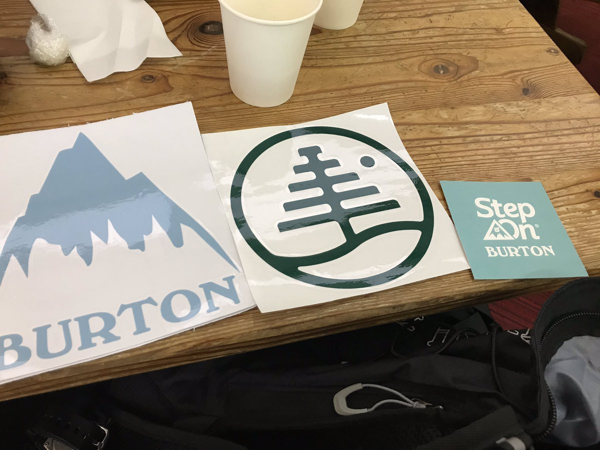 ステッカーもらた #StepOn #神立スノーリゾートpic.twitter.com/7ZuZfjmR6W