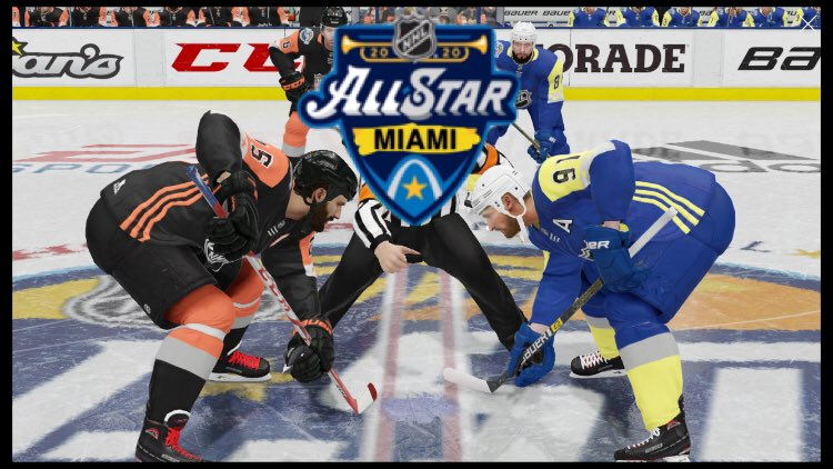 HIGH STAKES IN THE FINALE! #GOCENTRAL #NHLAllStar