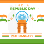 Image for the Tweet beginning: This republic day, let's take