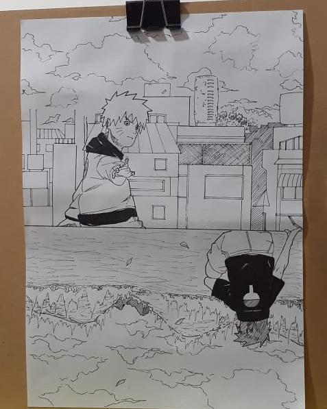 Novos desenhos por vir!! 新しいデザインが登場!! New designs to come!! • • • • ..................................... @shonenjumpmanga @weeklyshonenjump #naruto #narutoshippuden #masashikishimoto #sasuke #sasukeuchiha #konoha #hokage #narutosasuke #kakashi #kakashihatake pic.twitter.com/KbftqZuPze