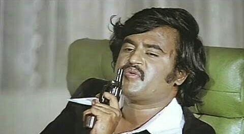 All Are Gangsters          Untill The Real Gangster Appears  #billa en varalaru   #40yearsofbilla  <br>http://pic.twitter.com/vAwalBQfCk