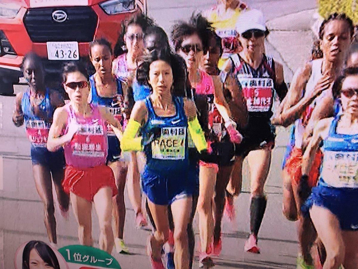 ペースメーカー 女子 大阪 国際 マラソン