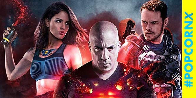 Posters for #Bloodshot updated on #POPCORNX: