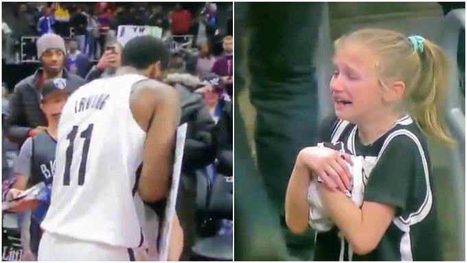 【影片】球衣球鞋全送了!厄文轟45分後動人一幕,美記:我還以為他是壞蛋!-籃球圈