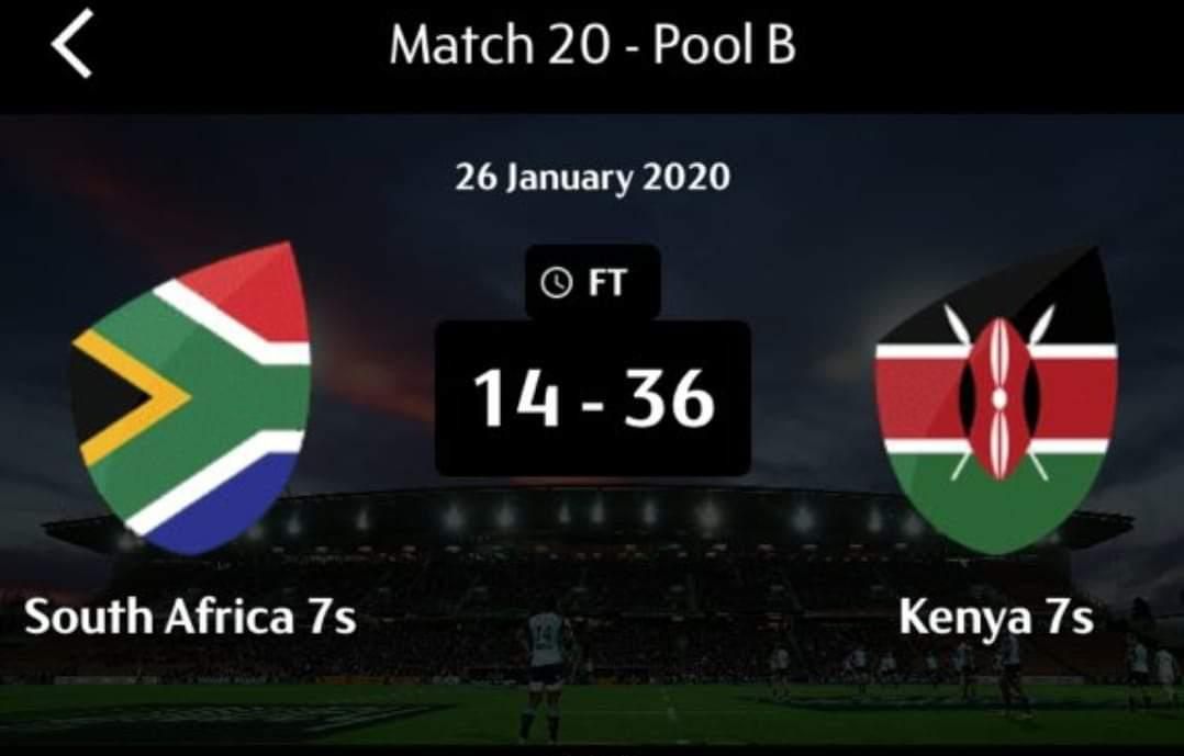 #Kenya7s now this is why we live. Congratulations kenya 7s Photo||courtesy 📸