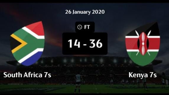 Good morning Team Kenya 🇰🇪 🇰🇪 🇰🇪 🇰🇪 We woke up like this #Kenya7s
