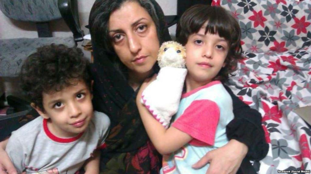 Saving lives is not a crime! Can you understand #Khamenei ? #FreeNarges, who dedicated her life to save lives. @UN_Women @mbachelet @UNHumanRights @antonioguterres @JavaidRehman #Iran #UN #Germany #EU @FedericaMog @HeikoMaas #WomensRightsAreHumanRights #Standup4HumanRights