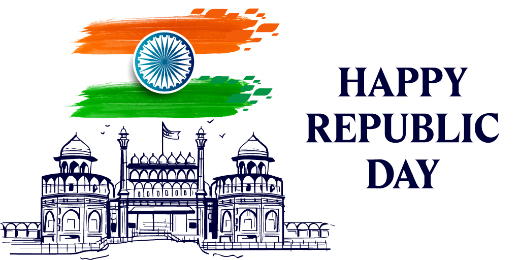 Let's together celebrate the 71st Indian Republic Day with enthusiasm and patriotism! #RepublicDay #India #RepublicDay2020 #RepublicDayIndia #गणतंत्र_दिवस #JaiHind #IndianConstitution https://t.co/d4DnQfFbou