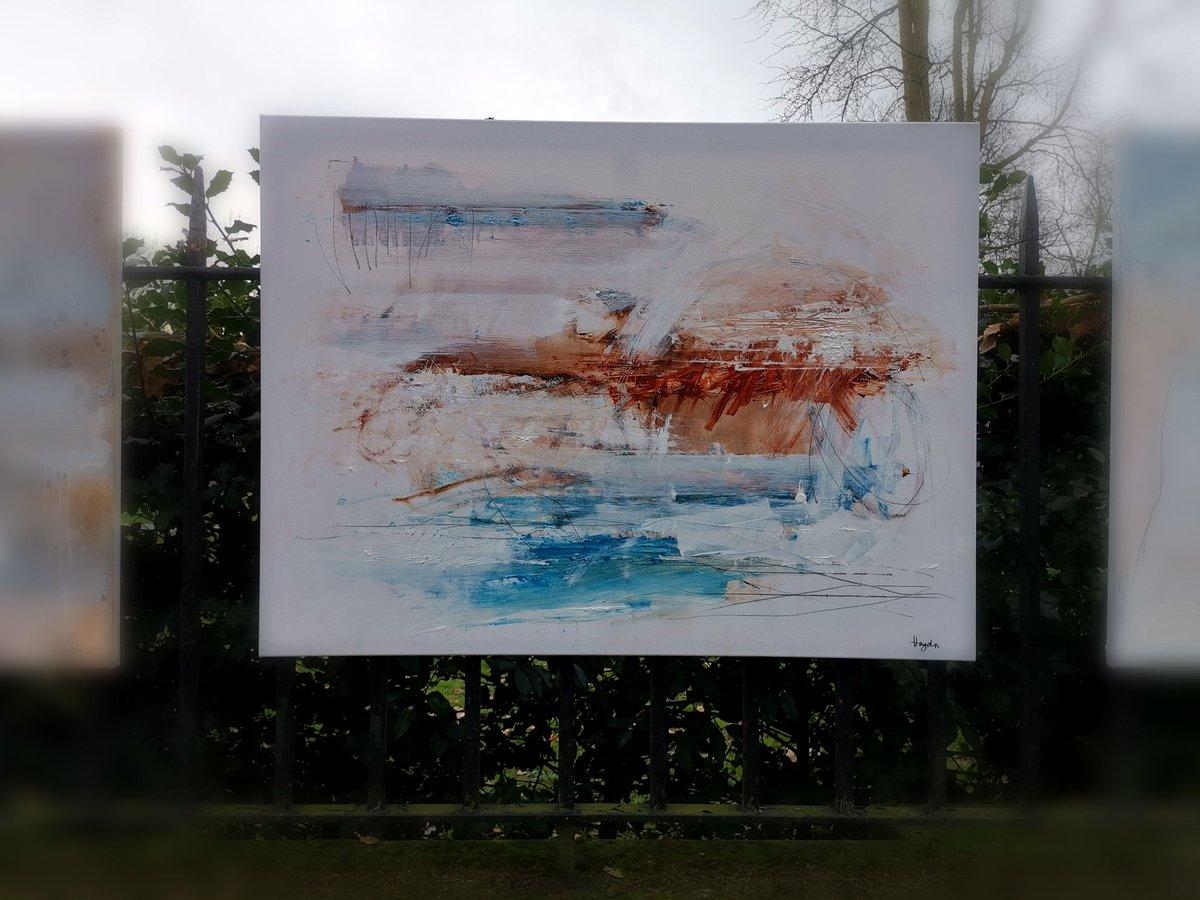 BUY IT DIRECT FROM ME IN LONDON TODAY SUNDAY, OPEN-AIR, W23LG #artist #abstractart #contemporaryart #modernart #berlin #london #poland #winter #blue #madrid #colours #gallery #interiordesign #homes #graffiti  #artcurator #artcollector #passion #musicscore #haydndickensonpic.twitter.com/nzaQUFWzGk – At Bayswater Road Art