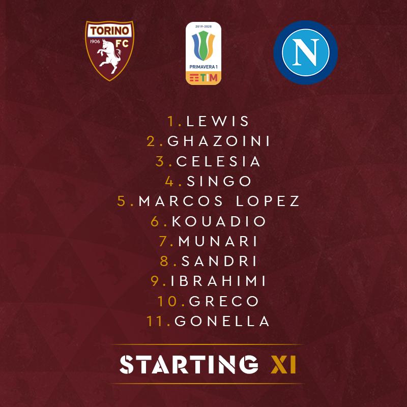 #TorinoNapoli