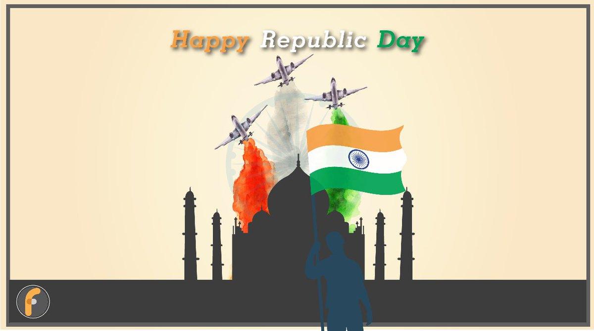 HAPPY REPUBLIC DAY #happy #republicday #india #celebrations #Fintuple