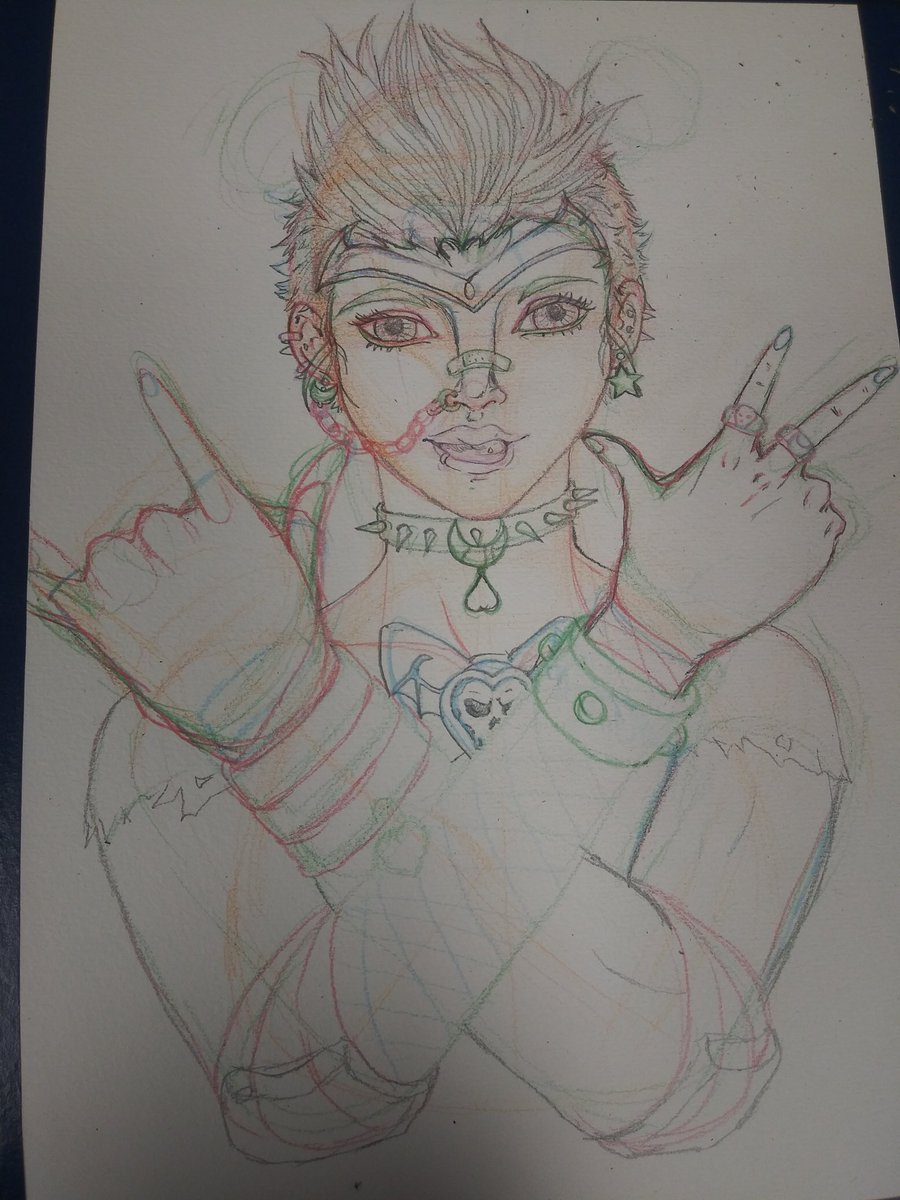 Drawing . #instaart #bored #sketch #sketching #igartist   #sketchbook #doodlesofinstagram #doodles #artlife #instasketch #pen #pencil #inking #illustration #myart #traditionalart #drawing #mixedmedia #art #artist #artworkpic.twitter.com/AIZqE0Xbdo