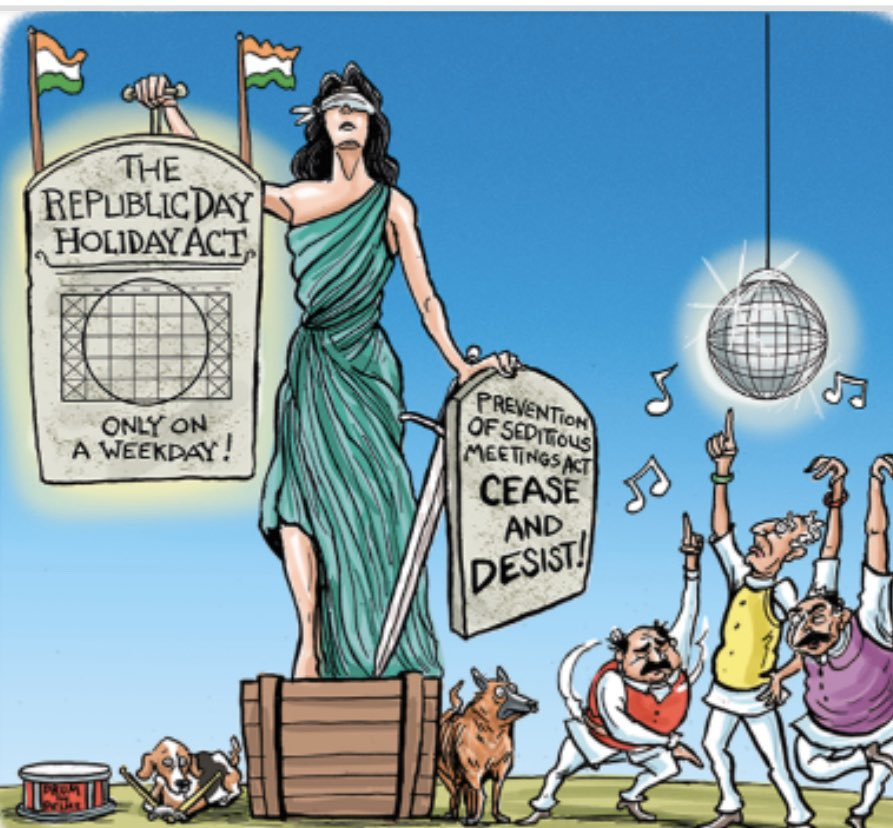 Why people across India are bummed out this Republic Day timesofindia.indiatimes.com/blogs/mrsfunny…