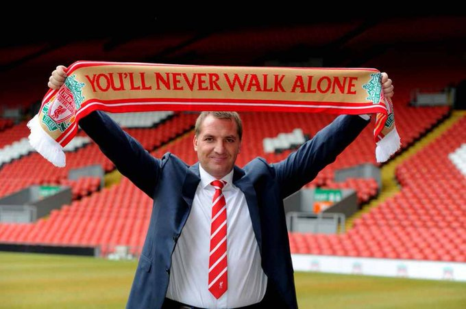 Happy 47th birthday Brendan Rodgers!