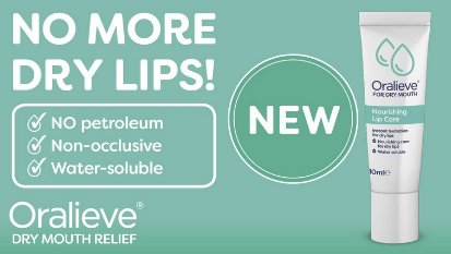 Banish dry, sore, cracked or flaky lips!  Oralieve Nourishing Lip Care helps provide natural hydration and intensively moisturise your lips. http://ow.ly/CF1I50xVZOn  #mouthcare #lipcare #oralhealthpic.twitter.com/W4xggDSzVu