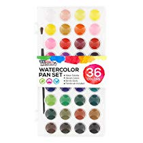 #AMAZON DAILY DEALS  Now 16% off:  US Art Supplys 36 Color Watercolor Artist Paint Set...  More info: https://amzn.to/2RUtb8y   Follow @alv_wood Deal-ticker, exclusive #deals, #free trials & more.pic.twitter.com/FIC9PNGiDY