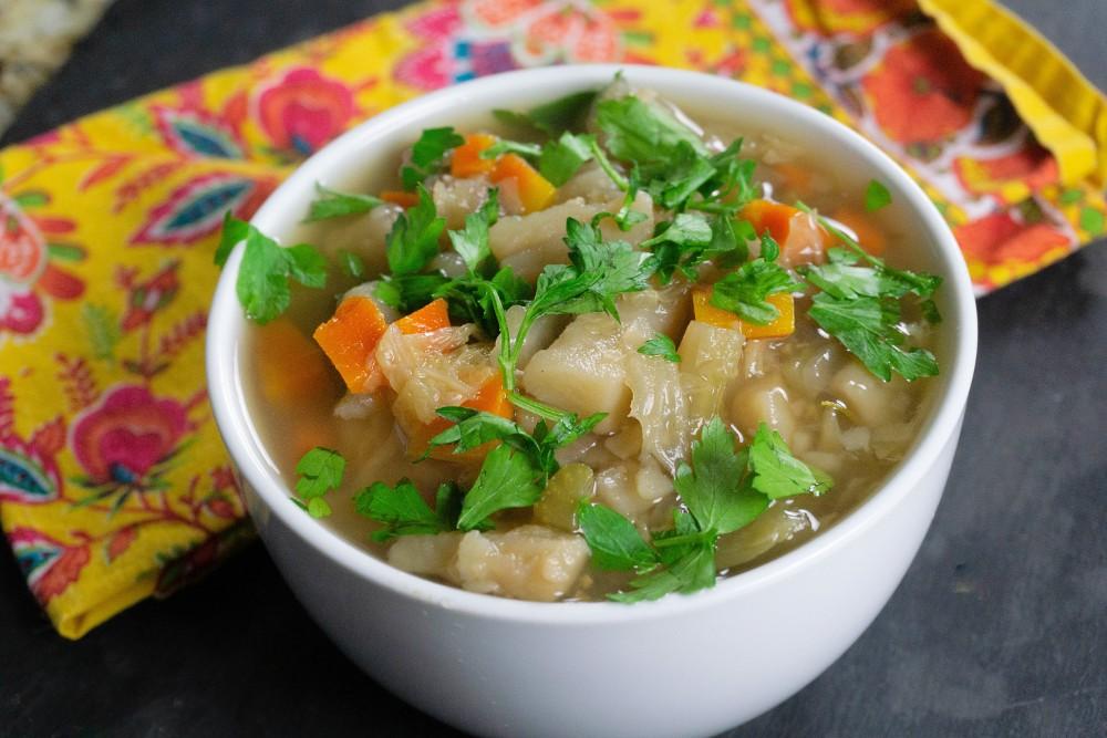 Easy Instant Pot German Potato Soup https://t.co/7mQ32CUtiW via @2kidsandacoupon https://t.co/8bArksHPFC