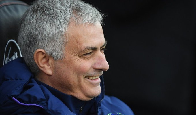 Happy birthday to manager José Mourinho. I wounder if Levy will get you a present?
