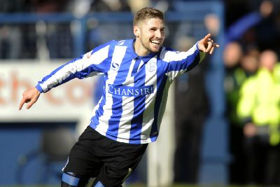 Happy 32nd Birthday to former Wednesday striker Gary Hooper - 31 goals in 89 games for 2015-19