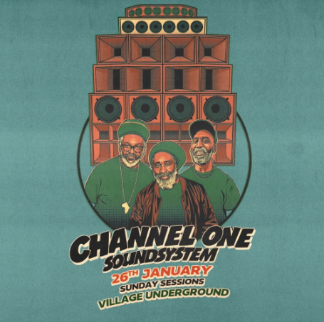 TONIGHT: @ChannelOneSound return to their second home at VU for their first 2020 show. 🎫 → villageunderground.co.uk/events/channel…