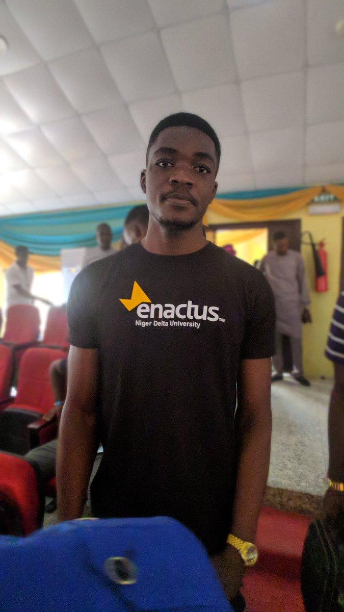 #ENACTUS Entrepreneurs in Action #WeAllWin  Amazing day (25-01-2020) as the EnActUs_NDU team Ushered for the 5th Convocation Ceremony at NIGER DELTA UNIVERSITY pic.twitter.com/v2vr2XsHVZ – at Ndu university amassoma