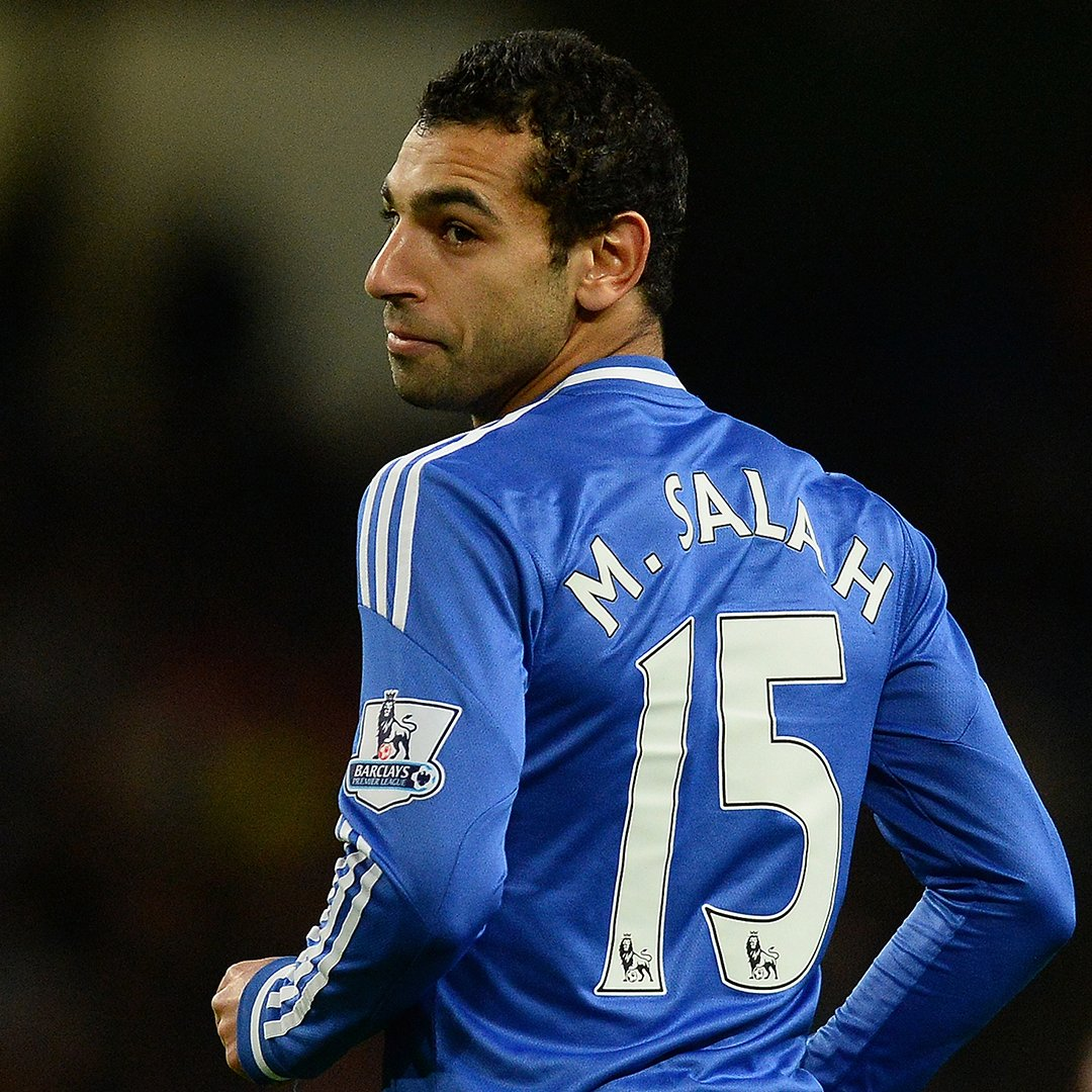 On this day, Chelsea completed the signing of Basel's Mohamed Salah, for a fee of £11 million 🤝 What ever happened to him, eh? 😉