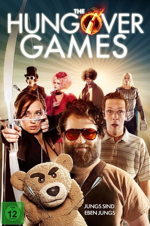 #NeuBeiAmazonPrime ** The Hungover Games ** #Komödie, 2014, IMDb 3.6/10 https://www.vodspy.de/t/The-Hungover-Games…pic.twitter.com/yk3rh4WVHW